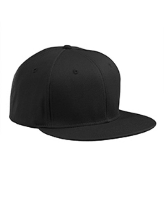 Picture of Big Accessories BA516 Flat Bill Cap