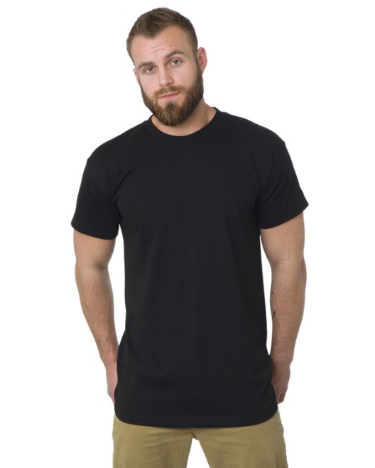 Picture of Bayside BA5200 Tall 6.1 oz., Short Sleeve T-Shirt