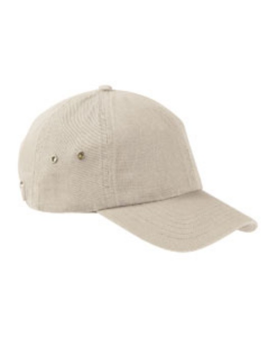 Picture of Big Accessories BA529 Washed Baseball Cap