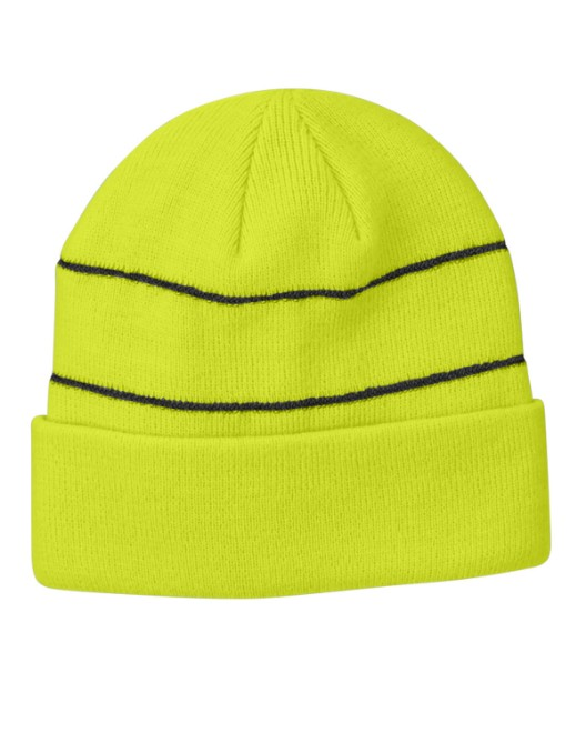 Picture of Big Accessories BA535 Reflective Beanie