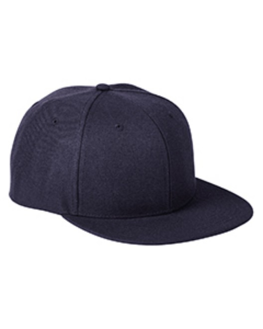 Picture of Big Accessories BA539 Flat Bill Sport Cap