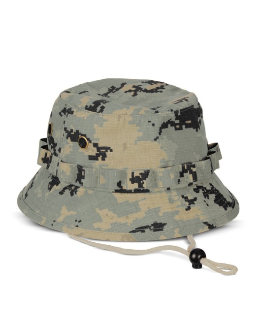 Picture of Big Accessories BA547 Ripstop Boonie Cap
