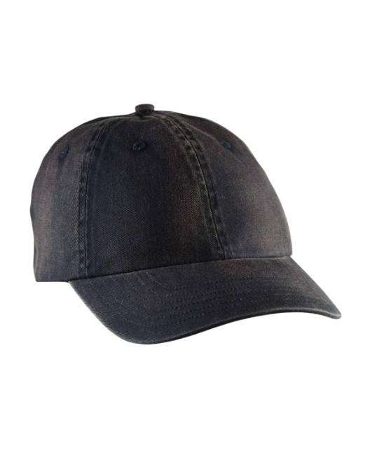 Picture of Big Accessories BA600 Vintage-Washed Cap