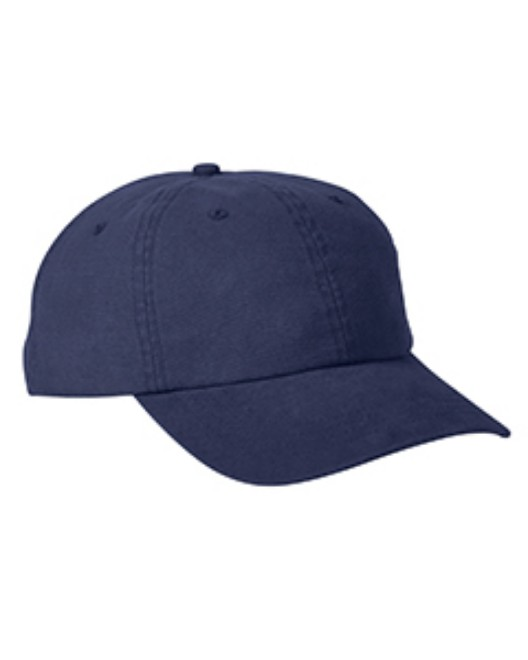 Picture of Big Accessories BA610 Heavy Washed Canvas Cap