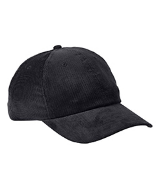 Picture of Big Accessories BA703 Corduroy Cap