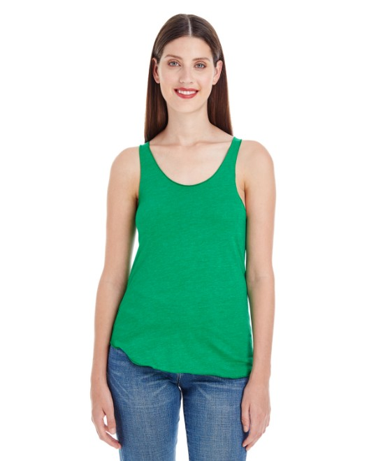 Picture of American Apparel BB308W Womens Poly-Cotton Racerback Tank