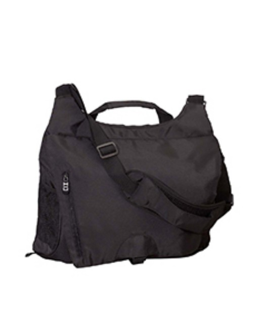 Picture of BAGedge BE045 Unisex Messenger Tech Bag
