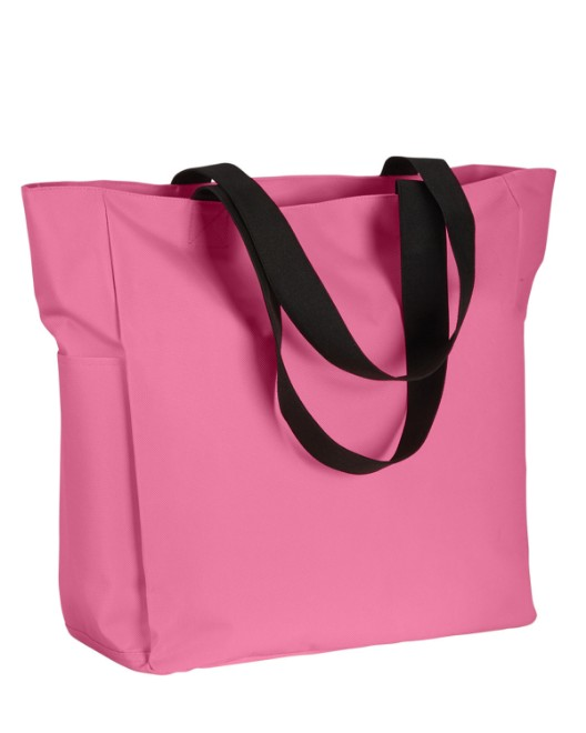 Picture of BAGedge BE080 Polyester Zip Tote