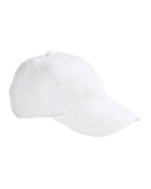 Picture of Big Accessories BX001Y Youth 6-Panel Brushed Twill Unstructured Cap