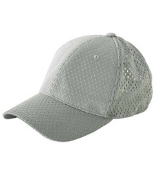 Picture of Big Accessories BX017 6-Panel Structured Mesh Baseball Cap