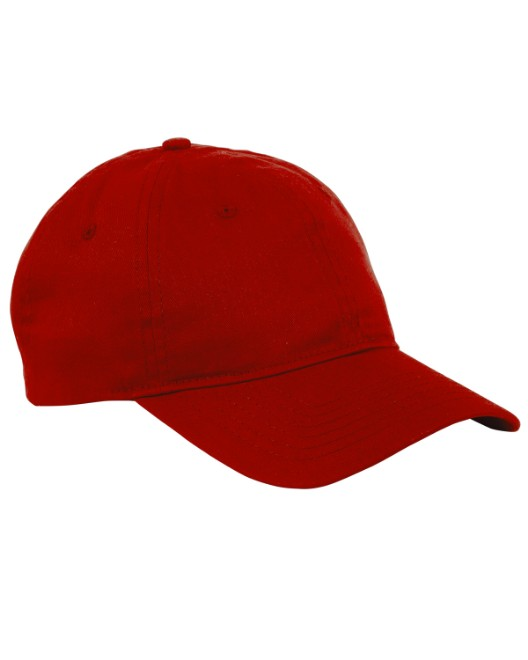 Picture of Big Accessories BX880 6-Panel Twill Unstructured Cap