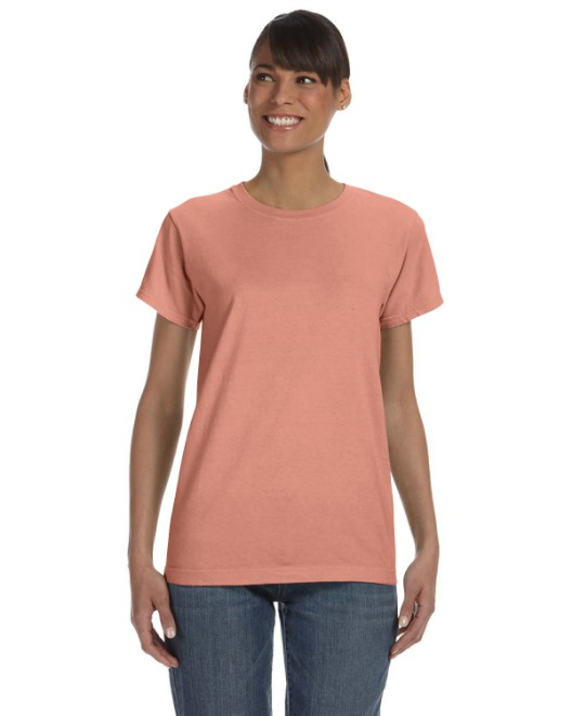 Picture of Comfort Colors C3333 Womens Midweight RS T-Shirt