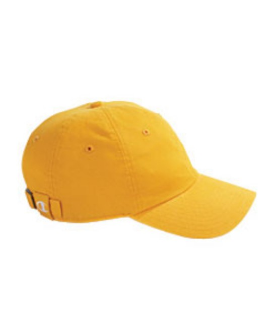 Picture of Champion C4001 Brushed Cotton 6-Panel Cap