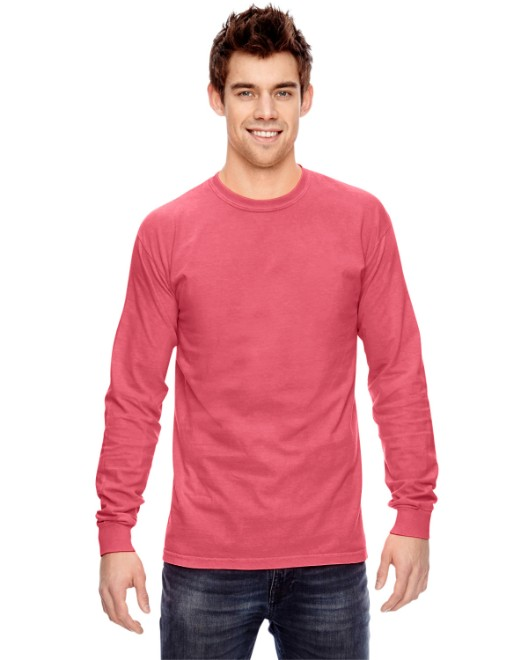 Picture of Comfort Colors C6014 Adult Heavyweight RS Long-Sleeve T-Shirt