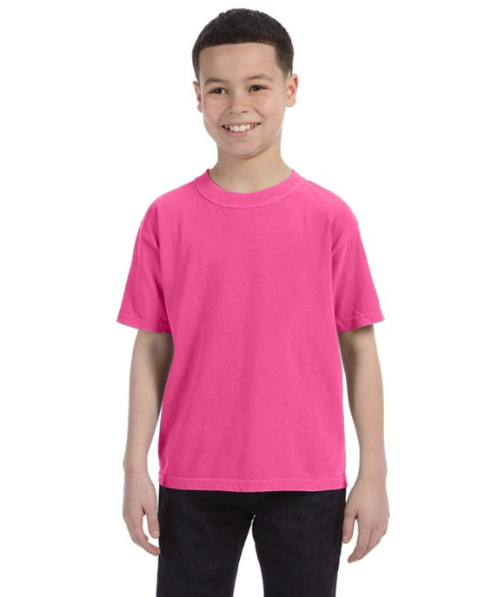 Picture of Comfort Colors C9018 Youth Midweight RS T-Shirt
