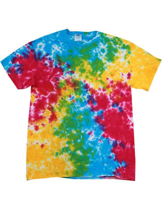 Picture of Tie-Dye CD100 Adult 5.4 oz., 100% Cotton T-Shirt