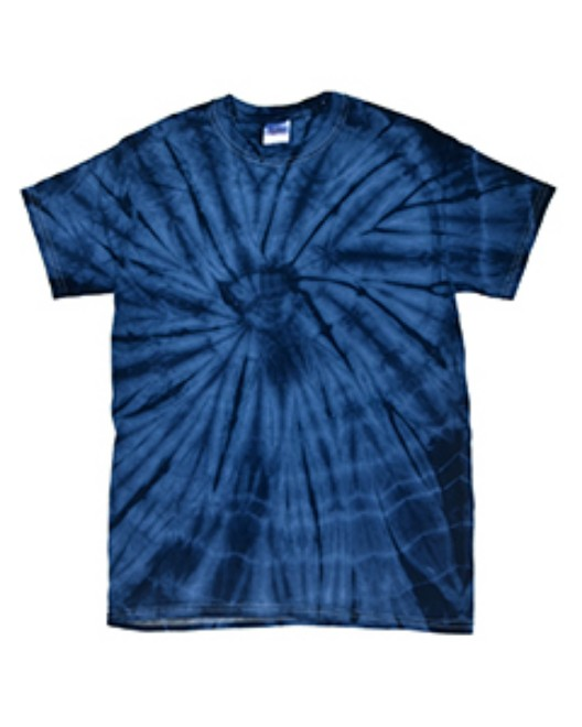 Picture of Tie-Dye CD101 Adult 5.4 oz. 100% Cotton Spider T-Shirt