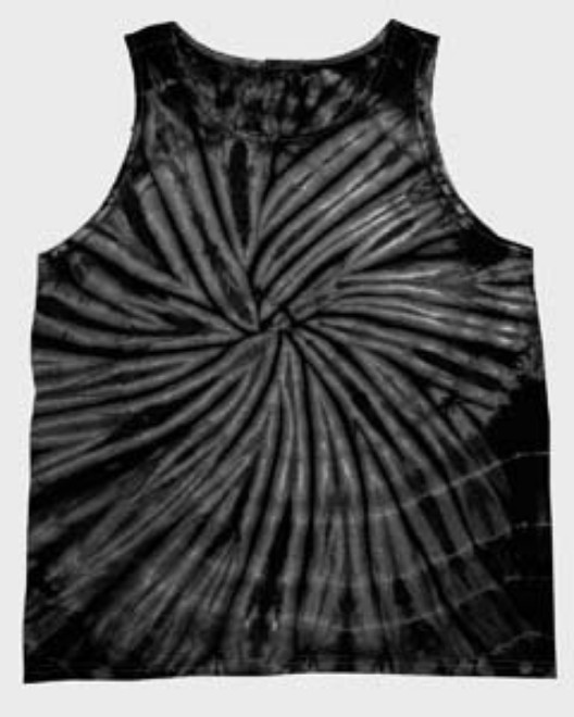 Picture of Tie-Dye CD3500 Adult 5.4 oz. 100% Cotton Tank Top
