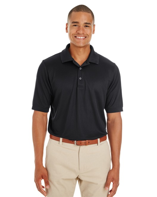 Picture of Ash City - Core 365 CE100 Men's Pilot Textured Ottoman Polo