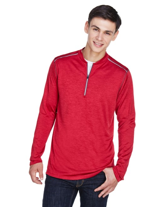 Picture of Ash City - Core 365 CE401 Men's Kinetic Performance Quarter-Zip