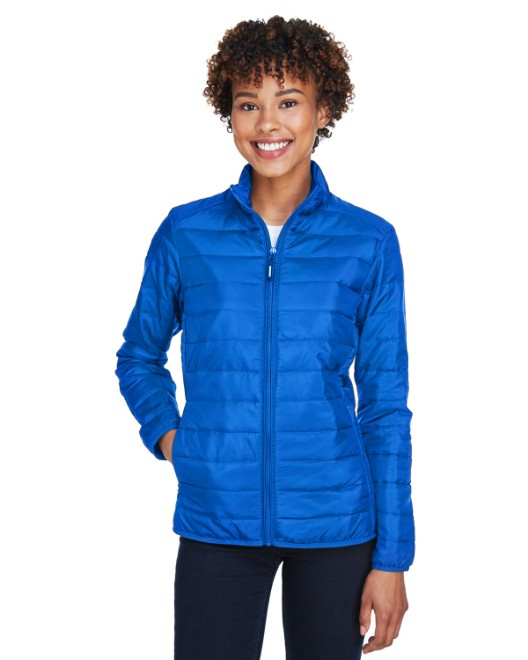 Picture of Ash City - Core 365 CE700W Womens Prevail Packable Puffer Jacket