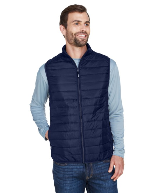 Picture of Ash City - Core 365 CE702 Men's Prevail Packable Puffer Vest