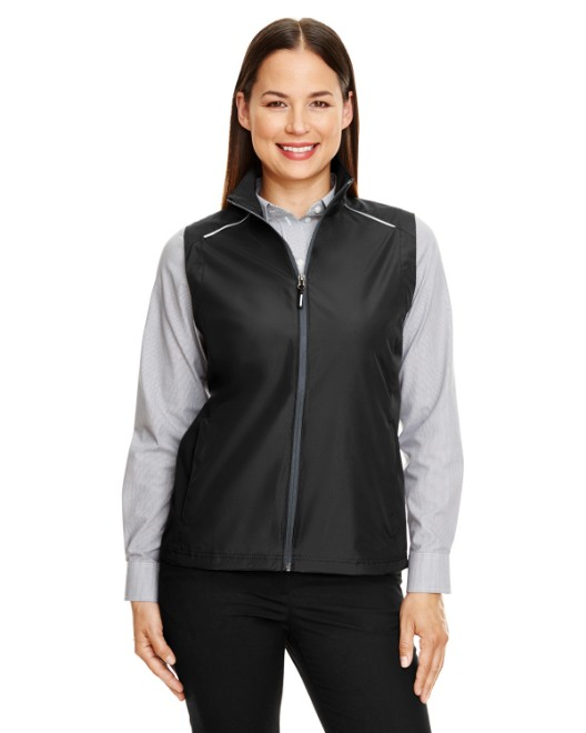Picture of Ash City - Core 365 CE703W Womens Techno Lite Unlined Vest