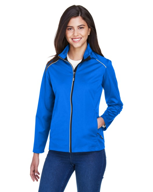 Picture of Ash City - Core 365 CE708W Womens Techno Lite Three-Layer Knit Tech-Shell