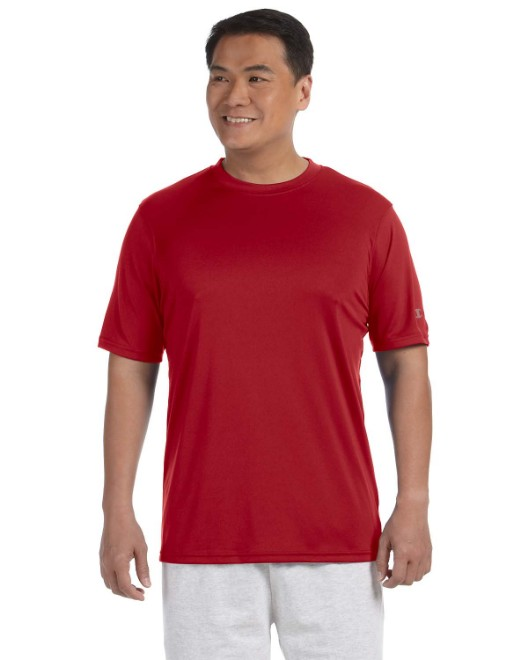 e8570005 Picture of Champion CW22 Adult 4.1 oz. Double Dry Interlock T-Shirt