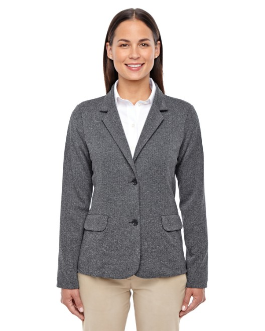 Picture of Devon & Jones D886W Womens Fairfield Herringbone Soft Blazer