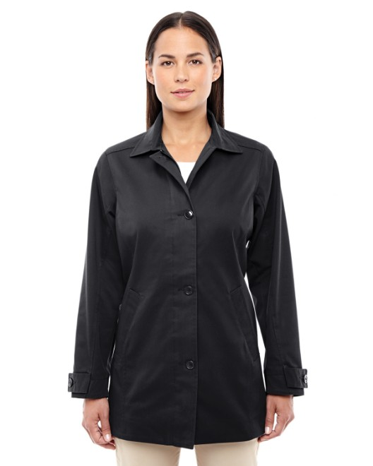 Picture of Devon & Jones D982W Womens Sullivan Harbor Trench