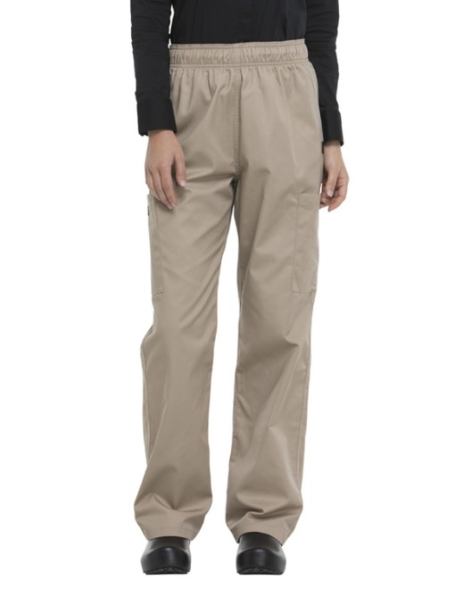Picture of Dickies Chef DC12 Unisex Elastic Waist Cargo Pocket Pant