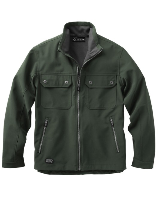 Picture of Dri Duck DD5360 Men's Elevation Softshell Jacket