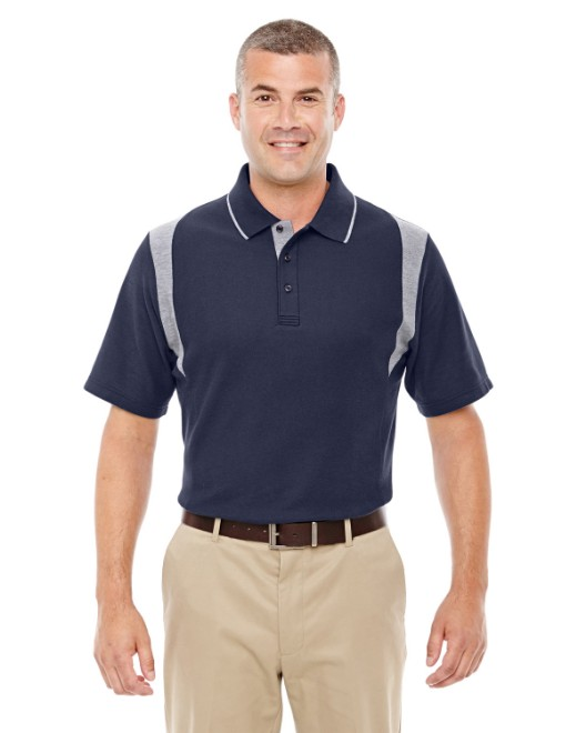 Picture of Devon & Jones DG180 Men's DRYTEC20 Performance Colorblock Polo