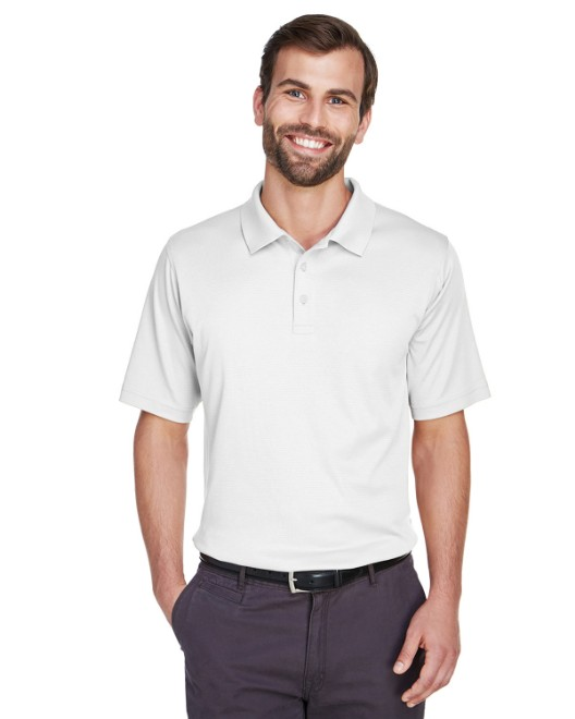 Picture of Devon & Jones DG200 Men's Pima-Tech Jet Pique Polo