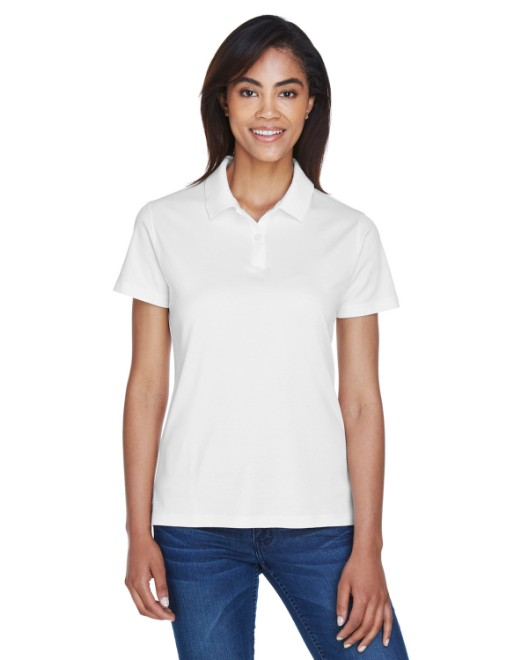Picture of Devon & Jones DG200W Womens Pima-Tech Jet Pique Polo
