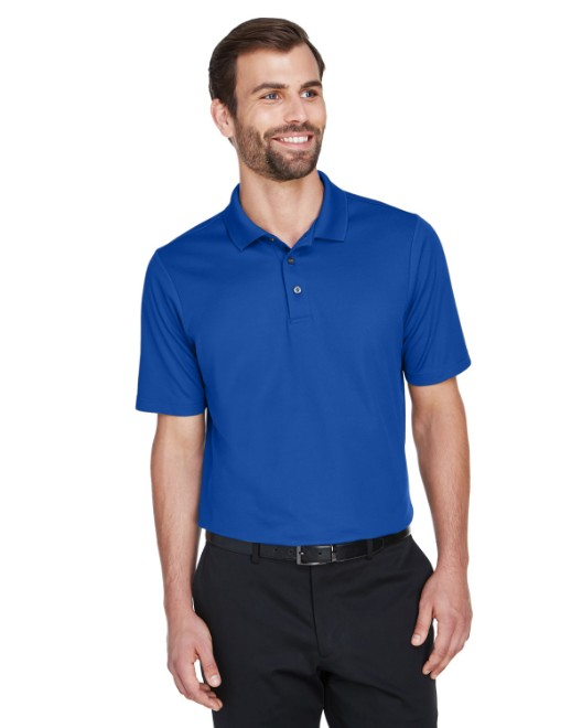 Picture of Devon & Jones DG20 CrownLux Performance Men's Plaited Polo