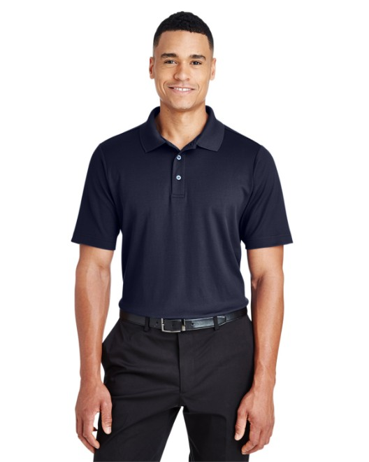 Picture of Devon & Jones DG20T CrownLux Performance Men's Tall Plaited Polo