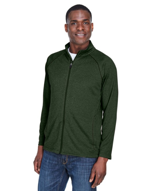 Picture of Devon & Jones DG420 Men's Stretch Tech-Shell Compass Full-Zip