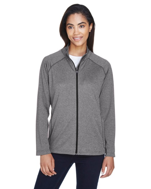 Picture of Devon & Jones DG420W Womens Stretch Tech-Shell Compass Full-Zip