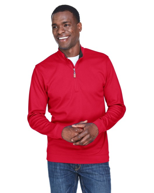 Picture of Devon & Jones DG479 Men's DRYTEC20 Performance Quarter-Zip