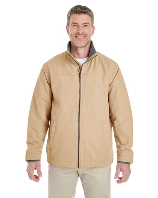 Picture of Devon & Jones DG794 Men's Hartford All-Season Club Jacket