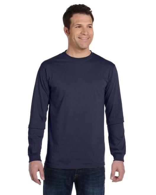 Picture of econscious EC1500 Men's 5.5 oz., 100% Organic Cotton Classic Long-Sleeve T-Shirt