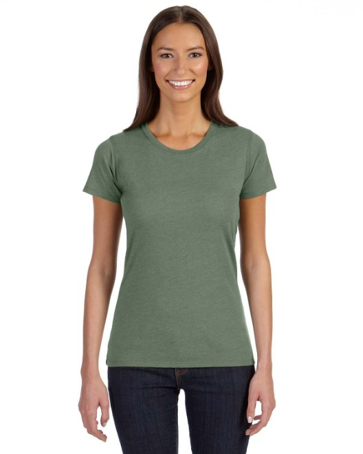 Picture of econscious EC3800 Womens 4.25 oz. Blended Eco T-Shirt