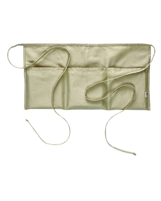 Picture of econscious EC6005 Organic/Recyled Point Apron