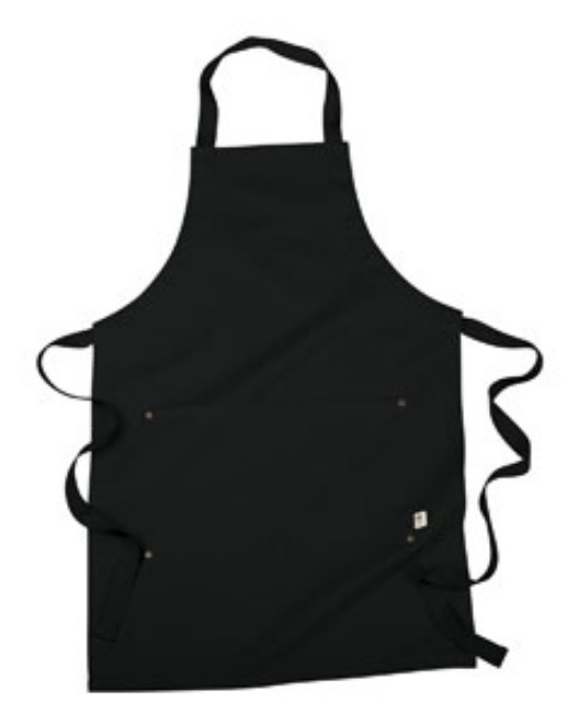 Picture of econscious EC6015 8 oz. Organic Cotton/Recycled Polyester Eco Apron