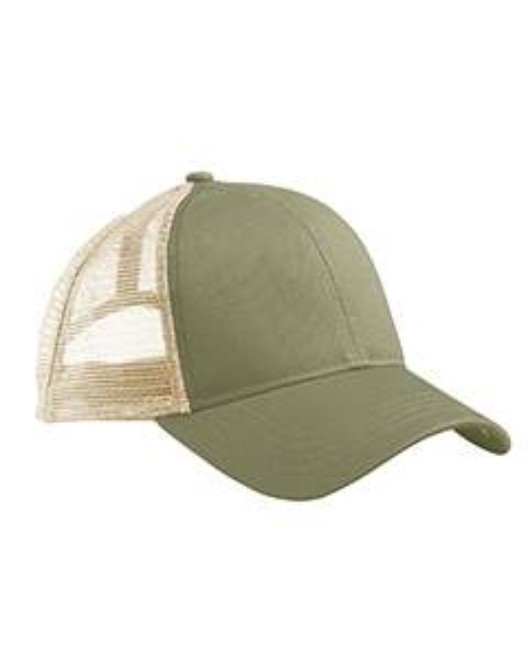 Picture of econscious EC7070 Eco Trucker Organic/Recycled Hat