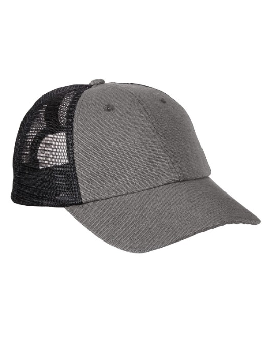 Picture of econscious EC7095 6.8 oz. Hemp Washed Soft Mesh Trucker