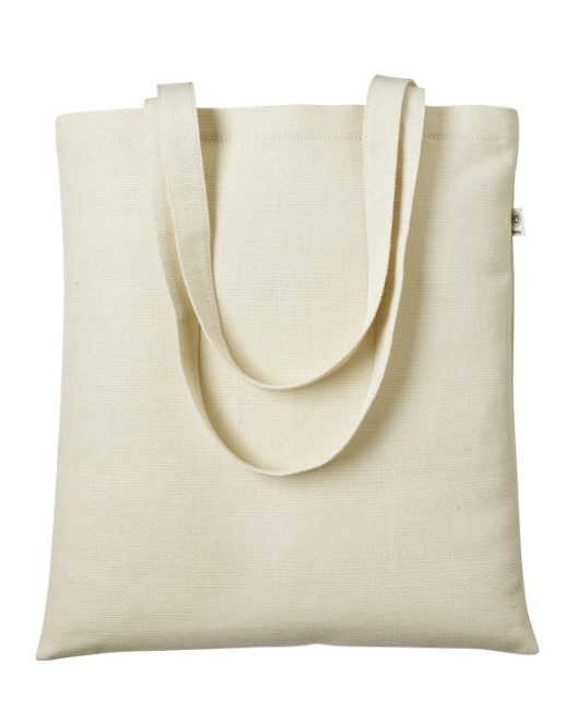 Picture of econscious EC8060 6.8 oz. Hemp Simplicity Tote