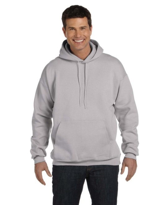 Picture of Hanes F170 Adult 9.7 oz. Ultimate Cotton 90/10 Pullover Hood